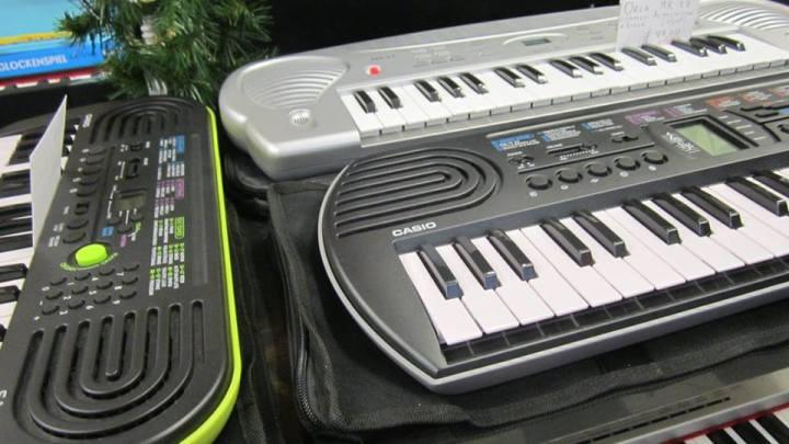 tastiere casio